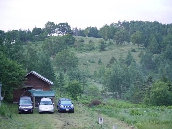 宮田高原キャンプ場営業中です。