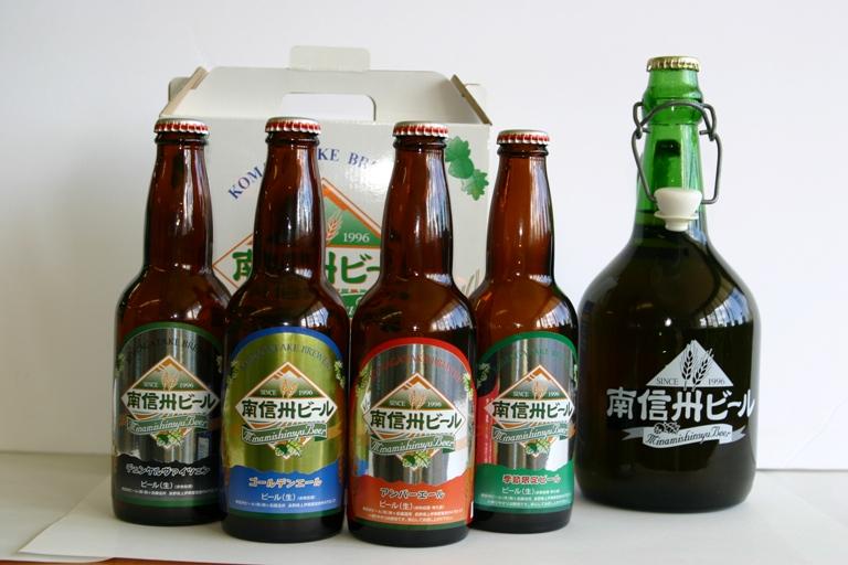 忘・新年会は南信州ビールで乾杯♪