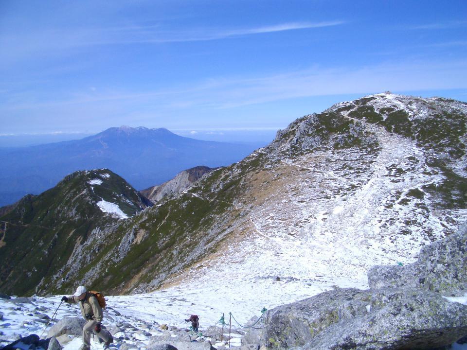 【NHK BSプレミアム にっぽん百名山】木曽駒ヶ岳が特集されます
