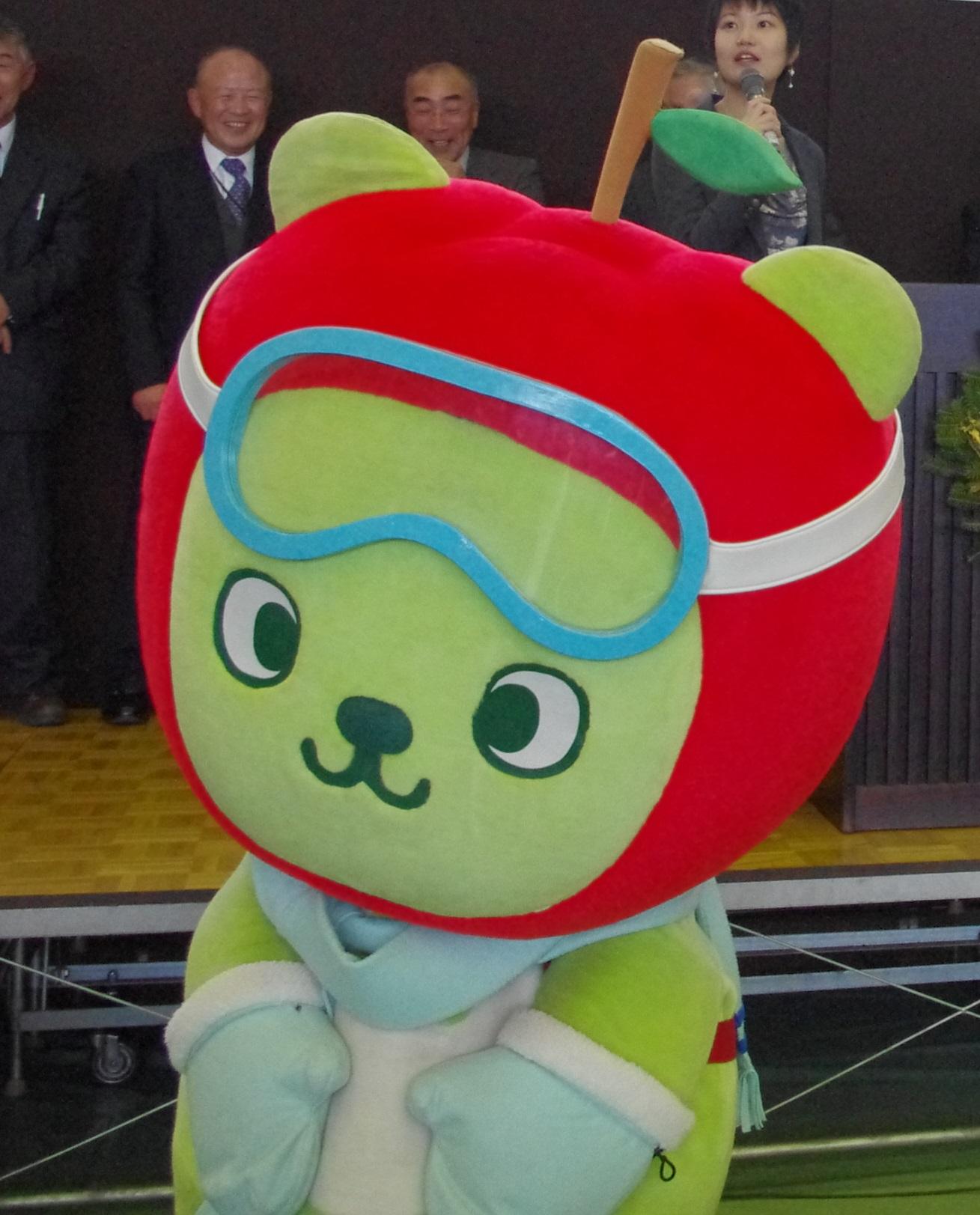 【2014ワインまつり情報2】ワインまつりにアルクマ・旬ちゃんがやってくる!