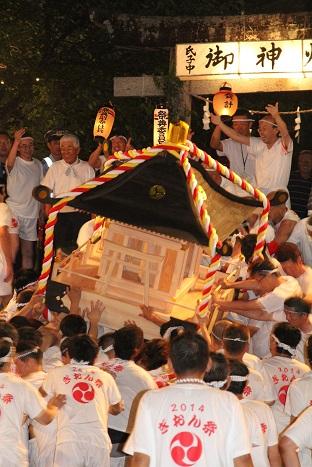 祭りだ!祭りだ!宮田の祇園だぁ!