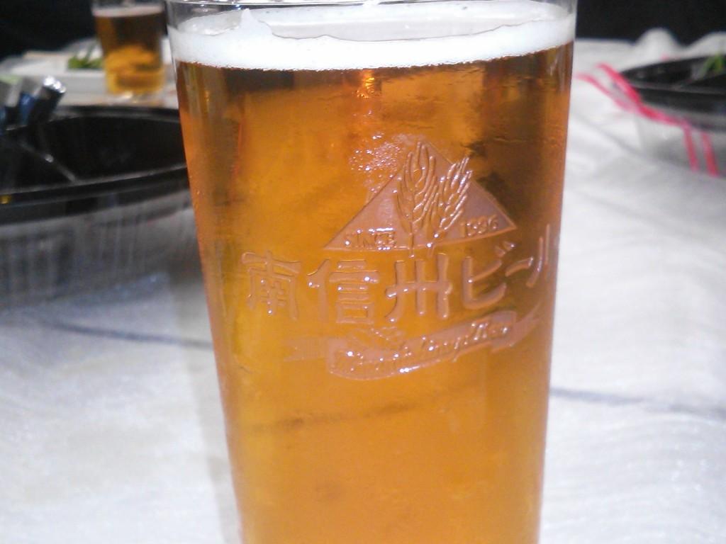 美味しかった!地ビール伊勢滝の風