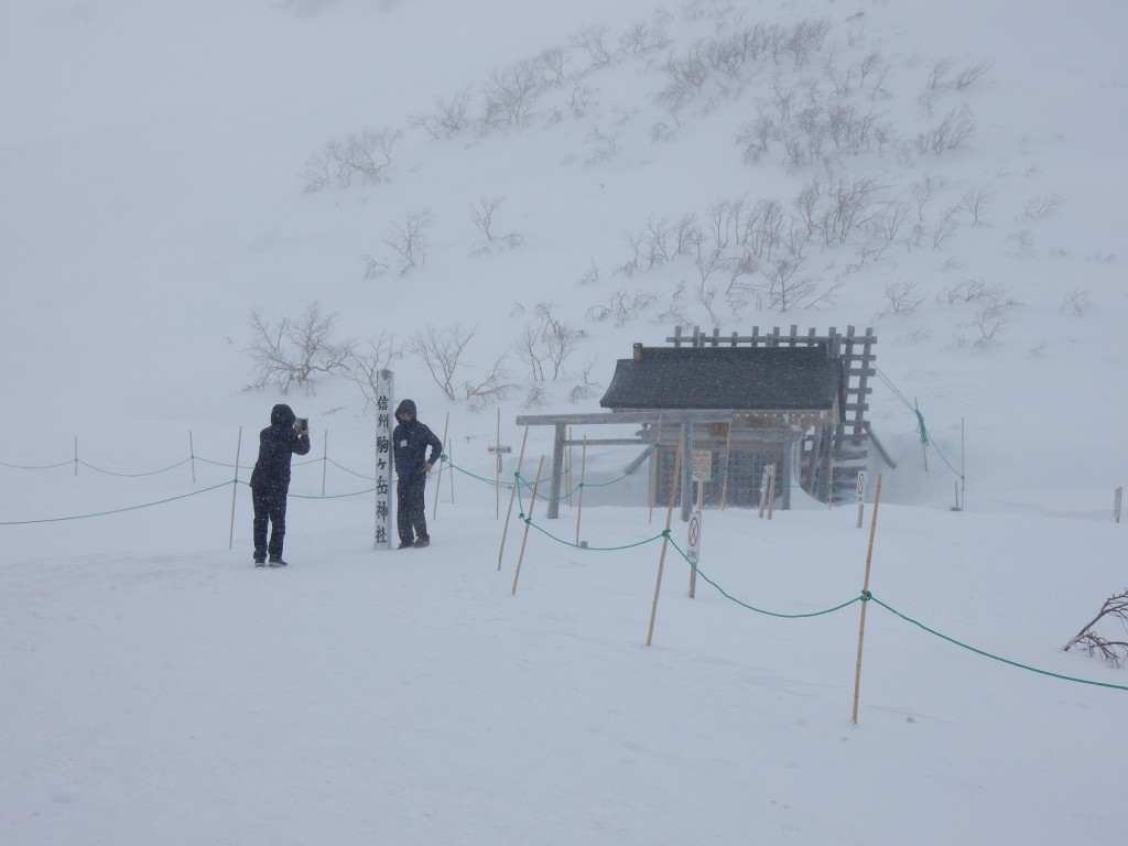 【登山者の皆さんへ】中央アルプス千畳敷~木曽駒ヶ岳の雪の状態