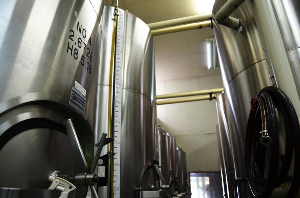 長野県、第1号地ビール