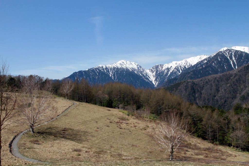 宮田高原からの景色
